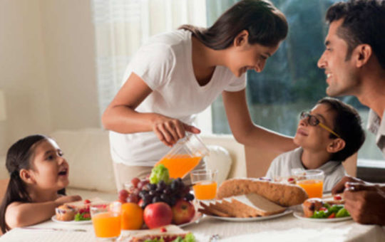 Healthy Lifestyle in Weight Loss